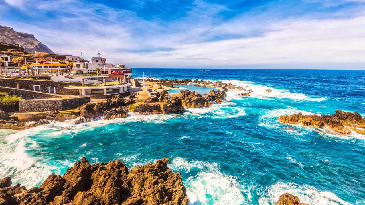 Отдых на Мадейра